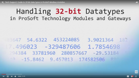 W31 2017 - Tech tip 32-bit data Modbus