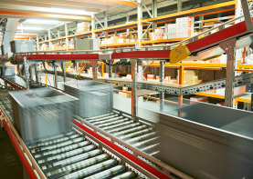 Wireless solutions can help connect automated logistics applications, ensuring reliable movement of fulfillment facilities' equipment.